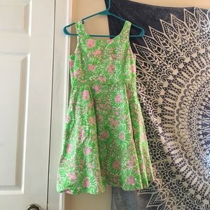 Lily Pulitzer Girls size 12 dress